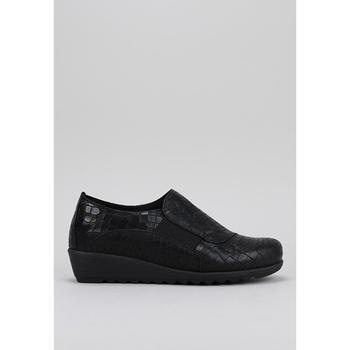 Schuhe Damen Slipper Amanda HURGHADA Schwarz