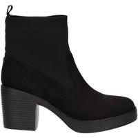 Schuhe Damen Low Boots MTNG 58589 Negro