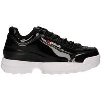 Schuhe Damen Sneaker Low Chika 10 BEYONCE 01 Negro