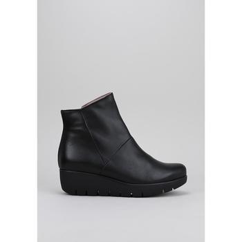 Schuhe Damen Low Boots Sandra Fontan WYLOW Schwarz
