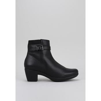 Schuhe Damen Low Boots Amanda TURCA II Schwarz