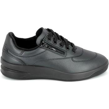 Schuhe Damen Sneaker TBS Branzip Noir Schwarz