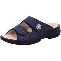 Schuhe Damen Pantoletten / Clogs Finn Comfort Pantoletten ZENO 05003902017 902017 blau