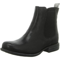Schuhe Damen Stiefel Post Xchange Stiefeletten JESSY 8562220 schwarz