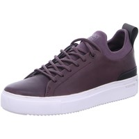 Schuhe Damen Sneaker Low Blackstone SL68 Fudge lila