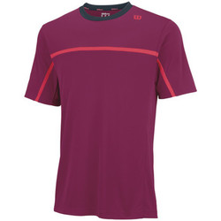 T-Shirts Wilson Colorblock Ringer