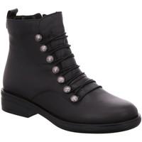 Schuhe Damen Boots Remonte Dorndorf Stiefeletten R4974-00 schwarz