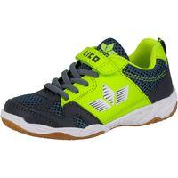 Schuhe Jungen Sneaker Low Lico Sport VS grau