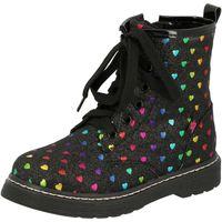 Schuhe Mädchen Boots Lico Sarina schwarz