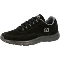 Schuhe Herren Sneaker Low Brütting Hillsboro schwarz