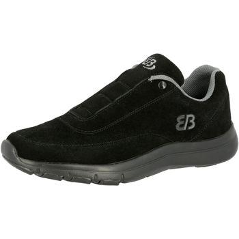 Schuhe Herren Sneaker Low Brütting Stamford schwarz