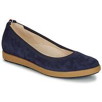 Schuhe Damen Ballerinas Gabor KARAKO Blau