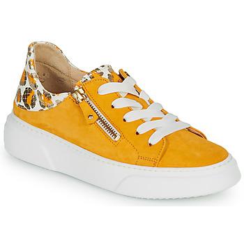 Schuhe Damen Sneaker Low Gabor KURUKU Gelb
