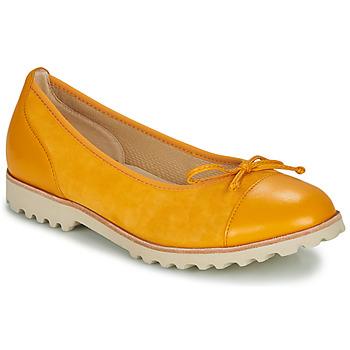Schuhe Damen Ballerinas Gabor KRINE Gelb