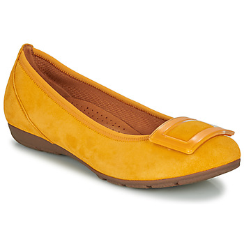 Schuhe Damen Ballerinas Gabor KASTIPON Gelb