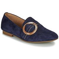 Schuhe Damen Slipper Gabor KROULINE Marine
