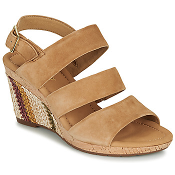 Schuhe Damen Sandalen / Sandaletten Gabor KARAMBA Braun