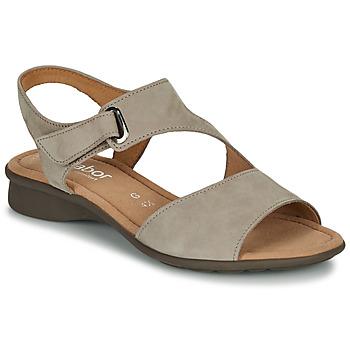 Schuhe Damen Sandalen / Sandaletten Gabor KESTE Beige
