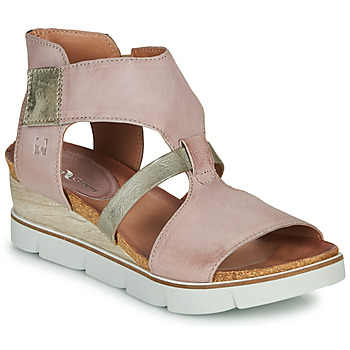 Schuhe Damen Sandalen / Sandaletten Dream in Green LIRATIMO Rose