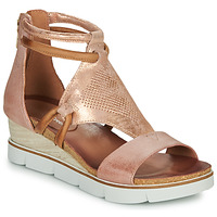 Schuhe Damen Sandalen / Sandaletten Dream in Green LIRABIEN Rose