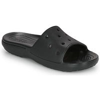 Schuhe Pantoletten Crocs CLASSIC CROCS SLIDE Schwarz