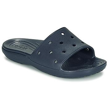 Schuhe Pantoletten Crocs CLASSIC CROCS SLIDE Marine
