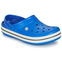 Schuhe Pantoletten / Clogs Crocs CROCBAND Blau / Grau