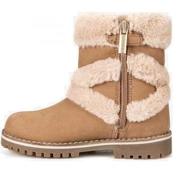 Schuhe Mädchen Schneestiefel Mayoral 24030-18 Braun
