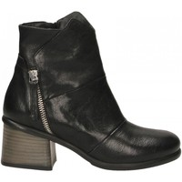 Schuhe Damen Low Boots Malù WEST nero