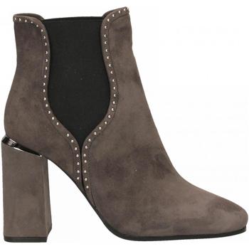 Schuhe Damen Low Boots Bruno Premi  nebbia