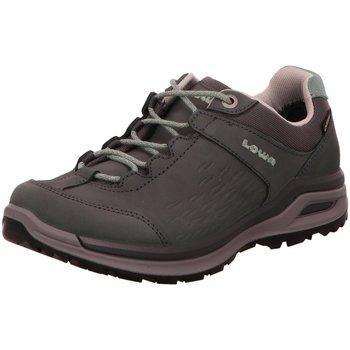 Schuhe Damen Fitness / Training Lowa Sportschuhe Locarno GTX Wanderschuhe 320817 9781 grau