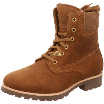 Schuhe Damen Boots Panama Jack Stiefeletten Panama 03 Igloo Panama 03 Igloo B48 braun