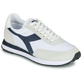 Schuhe Sneaker Low Diadora KOALA Weiss / Blau