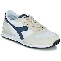 Schuhe Sneaker Low Diadora CAMARO Beige / Blau