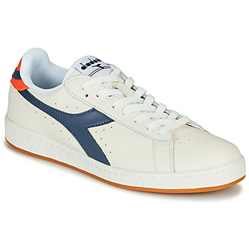 Schuhe Herren Sneaker Low Diadora GAME L LOW Beige / Blau