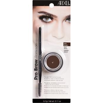 Beauty Damen Augenbrauenpflege Ardell Pomada Cejas C/ Brush castaño Oscuro 3,2 Gr 3,2 g