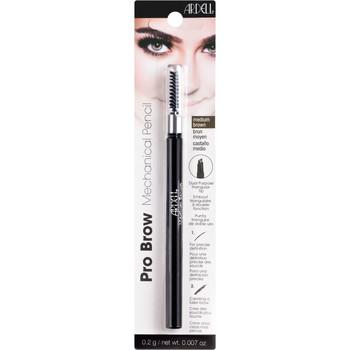 Beauty Damen Augenbrauenpflege Ardell Lapiz De Cejas Mecánico castaño Medio 0,2 Gr 0,2 g