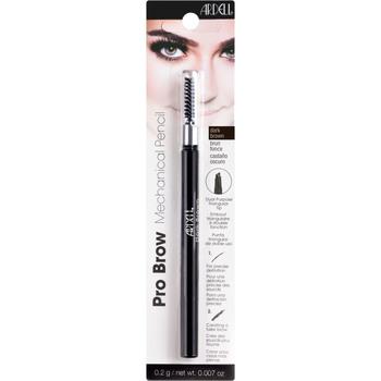 Beauty Damen Augenbrauenpflege Ardell Lapiz De Cejas Mecánico castaño Oscuro 0,2 Gr 0,2 g