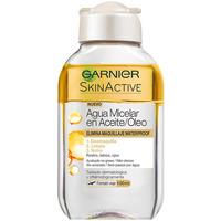Beauty Damen Gesichtsreiniger  Garnier Skinactive Agua Micelar Aceite Waterproof  100 ml