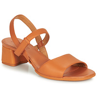 Schuhe Damen Sandalen / Sandaletten Camper KATIE SANDALES Camel