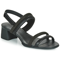 Schuhe Damen Sandalen / Sandaletten Camper KATIE SANDALES Schwarz