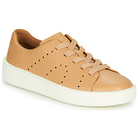 Schuhe Damen Sneaker Low Camper COURB Camel