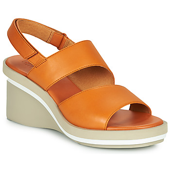 Schuhe Damen Sandalen / Sandaletten Camper KIR0 Camel