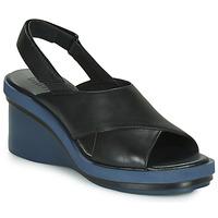 Schuhe Damen Sandalen / Sandaletten Camper KIR0 Schwarz