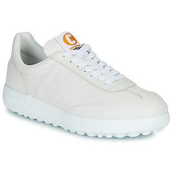 Schuhe Damen Sneaker Low Camper PELOTAS XL Weiss