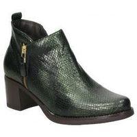 Schuhe Damen Ankle Boots Serenity 4481 vert