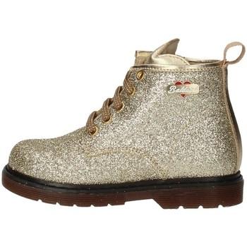 Schuhe Mädchen Richelieu Balducci MAT1910 ORO