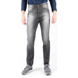 Kleidung Herren Slim Fit Jeans Wrangler Jeanshose  Vedda W12ZNP21Z schwarzgrau
