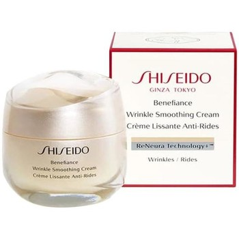 Beauty Damen Anti-Aging & Anti-Falten Produkte Shiseido benefiance wrinkle smoothing cream - 50ml - antifaltencreme benefiance wrinkle smoothing cream - 50ml - anti-wrinkle cream