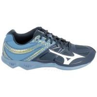 Schuhe Herren Basketballschuhe Mizuno Thunder Blade 2 Bleu Blau